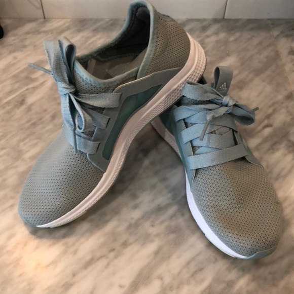 cheaper d52d7 931ed adidas Shoes - Adidas Womens Edge Lux Linen Green Size 9 EUC